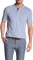 Report Collection Short Sleeve Henley Shirt