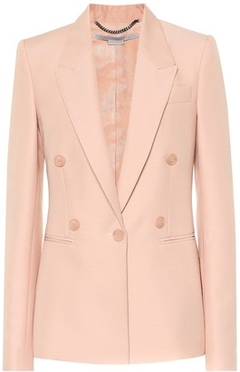 Stella McCartney Wool blend blazer