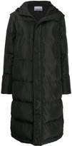 Ganni Oversized Padded Coat