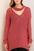 Entro Sweet & Slouchy Sweatshirt
