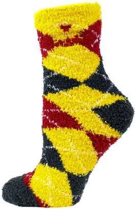 Unbranded Iowa State Cyclones Argyle Fuzzy Socks