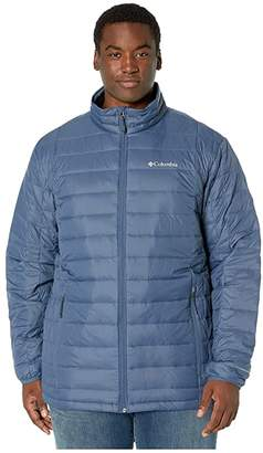 Columbia Big Tall Voodoo Falls 590 TurboDown Jacket (Dark Mountain) Men's Coat