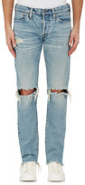 Simon Miller Men's M001 Distressed Slim Jeans