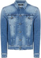 Replay Classic Collar Denim Jacket