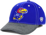 Top of the World Kansas Jayhawks NCAA D'Up Stretch Cap