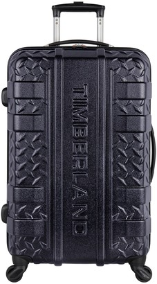 "Timberland Dark Sapphire Keele Ridge 25"" Hardside Spinner Suitcase"