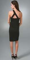 VPL Para Foil Dress