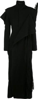 Yohji Yamamoto Hand Detail Dress