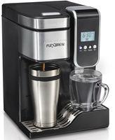 Hamilton Beach FlexBrew Programmable Coffee Maker and Hot Water Dispenser