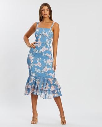 Atmos & Here Leonie Tiered Dress