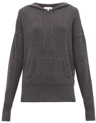 Skin - Meryl Wool-blend Hooded Sweater - Womens - Grey