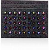 Christian Louboutin Men's Kios Card Case-BLACK