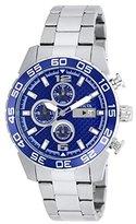 Invicta Men's 21376 Specialty Analog Display Quartz Silver-Tone Watch