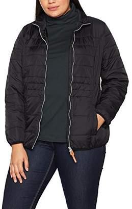 Ulla Popken Women's Plus Size Slimming Seam Quilted Jacket 16/18 712233 10-42+