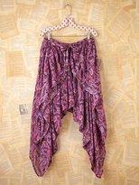 Namaste Vintage Printed Harem Pants