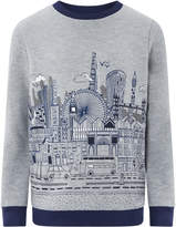 Monsoon Luther London Long Sleeve Sweat Top