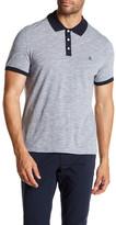 Original Penguin Contrast Collar Slub Polo Shirt