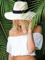 L-Space L Space Sunny Days Hat in Cream