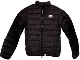 A Bathing Ape Black Jacket for Women