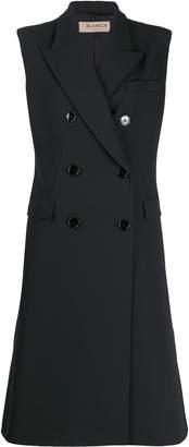 Blanca Vita sleeveless blazer
