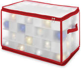 Whitmor Home Christmas Ornament Zip Cube