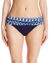 Bleu Rod Beattie Women's Road to Moroccan Sarong Fold Bikini Bottom