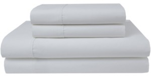 Elite Home Organic Cotton Queen Sheet Sets Bedding
