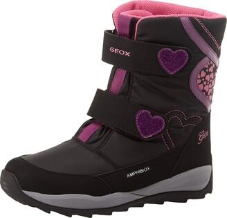 Geox Girl's Orizont Amphibiox C Winter Boots