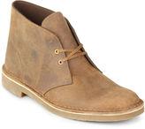 Clarks Bushacre Mens Chukka Boots