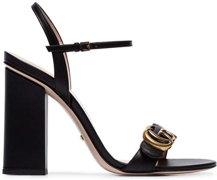 48af5a61d37 Gucci Block Heel Women s Sandals - ShopStyle