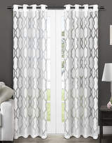 Home Outfitters Rio Two-Pack Window Curtains