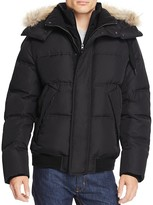 Andrew Marc Rockport Hooded Down Parka