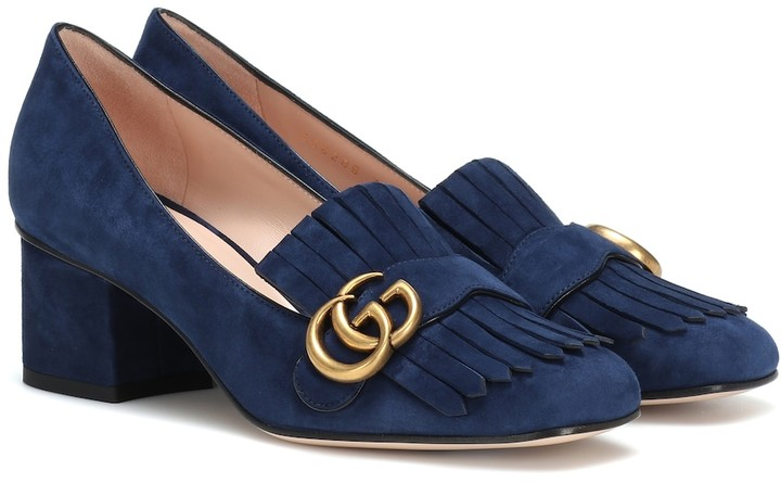 Gucci Marmont Loafers | Shop the world
