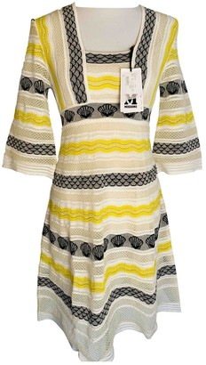 Missoni White Lace Dresses