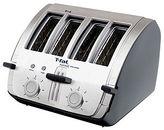 Avante Deluxe TT461002A Toaster, 4 Slice