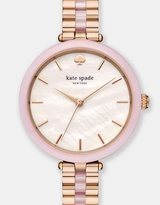 Kate Spade Holland Rose Gold-Tone Analogue Watch
