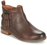 Barbour SARAH LOW BUCKLE BOOT Brown