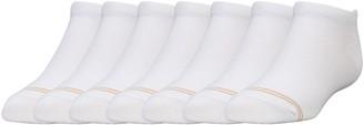 Gold Toe Girls 7-16 GOLDTOE 7-Pack Multi Liner Socks