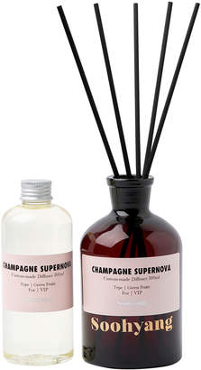 Soohyang Champagne Supernova Diffuser, 10.14 oz./ 300 mL