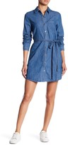 Blvd Denim Shirtdress