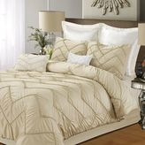 Isabella Collection Champagne 5-pc. Comforter Set