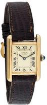 Cartier Tank Must de Watch