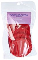 Face Secrets Red Cosmetic Sponges