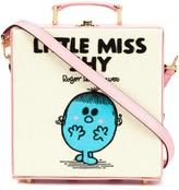 Olympia Le-Tan Little Miss Shy tote - women - Cotton/Leather - One Size
