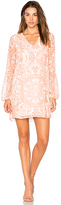 BCBGeneration Bow Dress in Pink. - size M (also in S,XS)