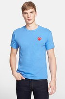 Comme des Garcons Men's Cotton Jersey T-Shirt