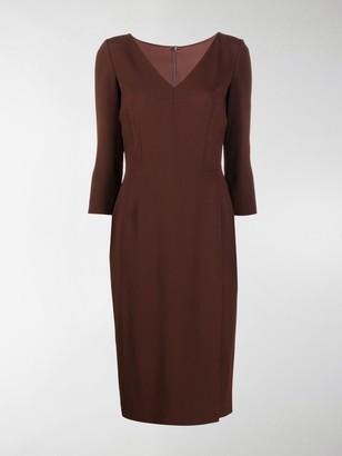 Dolce & Gabbana V-neck dress