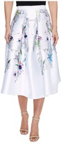 Ted Baker Petale Passion Flower Full Skirt Women's Skirt