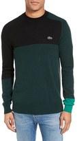 Lacoste Men's L!ve Colorblock Sweater