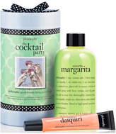 philosophy Cocktail Party - Senorita Margarita and Melon Daiquiri Gift Set